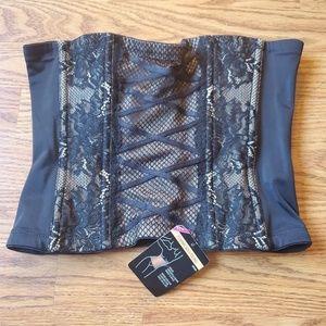 Maidenform Intimates & Sleepwear - MAIDENFORM | Lace Corset Waist Trainer